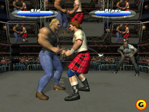 Legend Of Wrestling 11