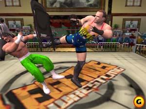 Legend Wrestling 1