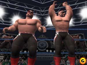 Legend Wrestling 3