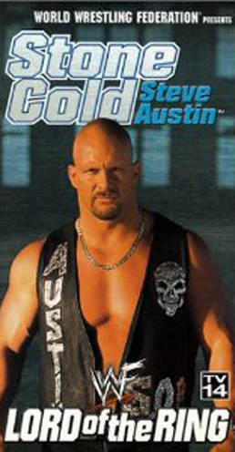 Stone Cold Steve Austin Lord Of The Ring Cover 0