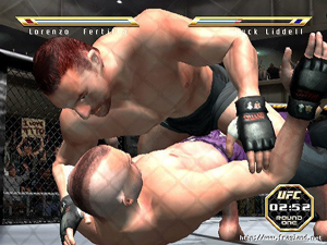 Ufc Throwdown 2