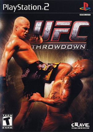 Ufc Throwdown Cover