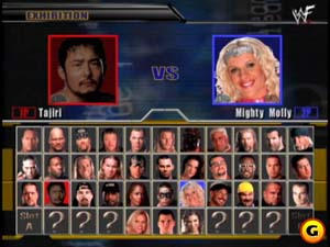 Wrestlemania X8 2