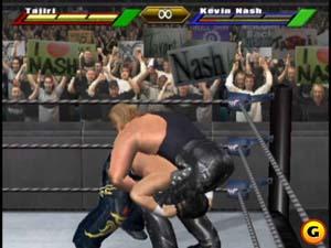 Wrestlemania X8 3
