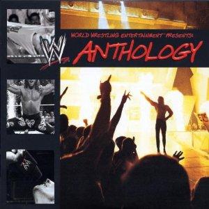 Wwe Anthology Cover