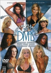 Wwe Divas Tropical Pleasure Dvd