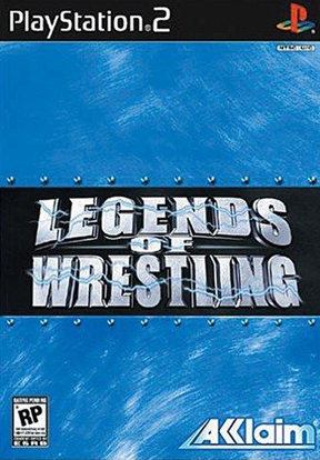 Wwe Legend Of Wrestling