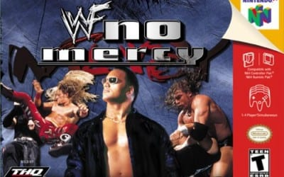 Wwe No Mercy Nintendo 64