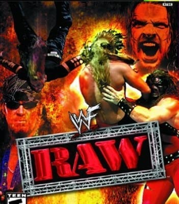 Wwe Raw Cover