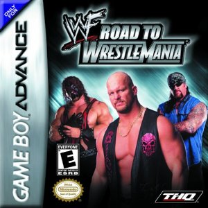Wwe Road To Wrestlemania Cover