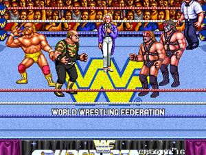 Wwe Wrestlefest 1