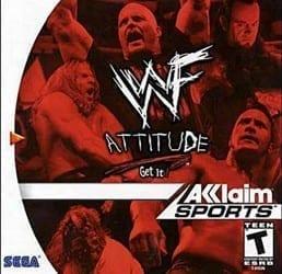 Wwf Attitude Cover