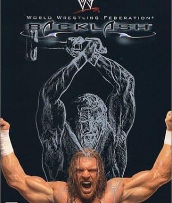 Wwf Backlash 2001 Cover