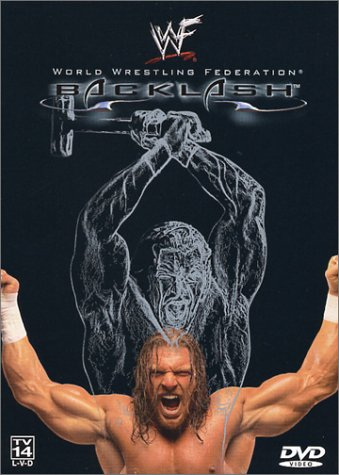Wwf Backlash 2001 Cover