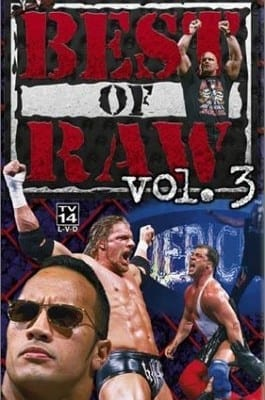 Wwf Best Of Raw Vol 3 Cover