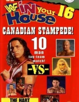 Wwf In Your House 16 Canadian Stampede