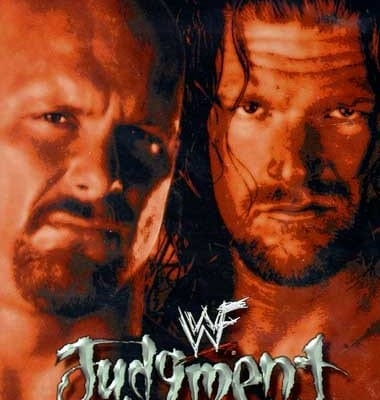 Wwf Judgement Day 2001 Cover