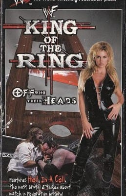 Wwf King Of The Ring 1998 Cover 0