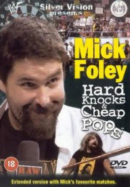 Wwf Mick Foley Hard Knocks And Cheap Pops Cover 0