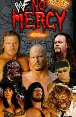 Wwf No Mercy 1999 Uk Ppv Cover 0