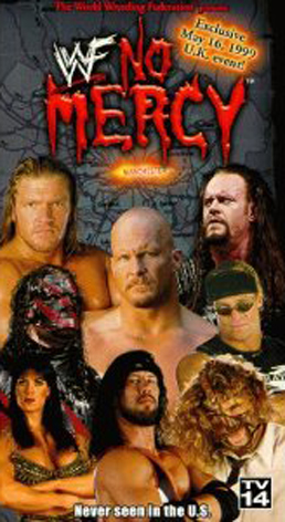 Wwf No Mercy 1999 Uk Ppv Cover 0