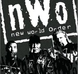 Wwf Nwo Back In Black Cover