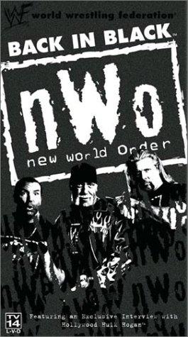 Wwf Nwo Back In Black Cover