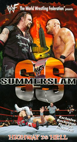 Wwf Summerslam 1998 Cover