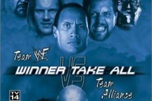 Wwf Survivor Series 2001 Cover