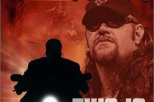 Wwf The Undertaker This Is My Yard Cover