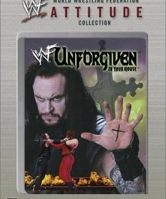 Wwf Unforgiven 1998 Cover