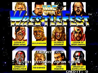 Wwf Wrestlefest