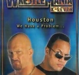WWF Wrestlemania 17 Cover