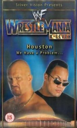 Wwf Wrestlemania 17 Cover