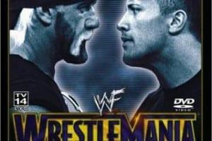 Wwf Wrestlemania X8 Cover