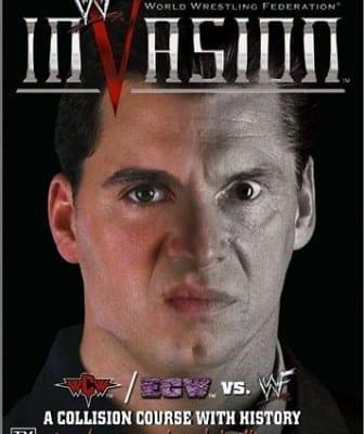 Wwf Wcw Ecw Invasion 2001 Cover