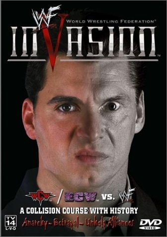 Wwf Wcw Ecw Invasion 2001 Cover