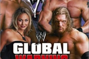Wwe Global Warning Tour Covers 0