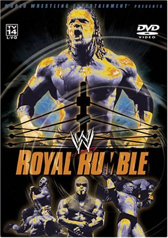 Wwe Royal Rumble 2003 Cover