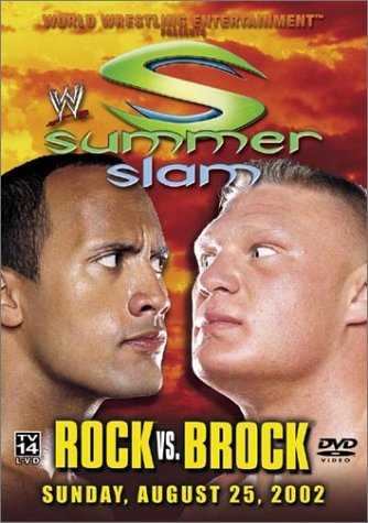 Wwe Summersla 2002 Covers 0