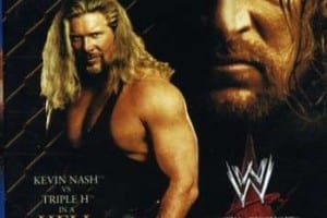 Wwe Bad Blood 2003 Cover