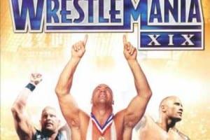 Wrestlemania Xix Gamecube Review Cover