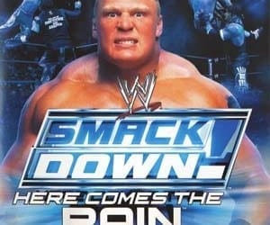 Wwe Smackdown Here Comes The Pain Cover 0