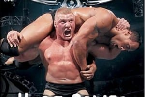 Wwe Brock Lesnar Here Comes The Pain Cover