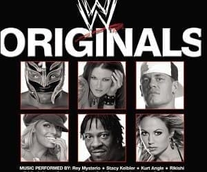 Wwe Originals Cd Cover