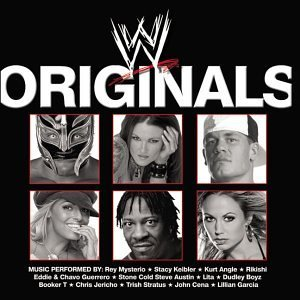 Wwe Originals Cd Cover