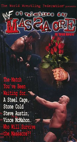 Wwf St Valentines Day Massacre 1999 Classic Cover