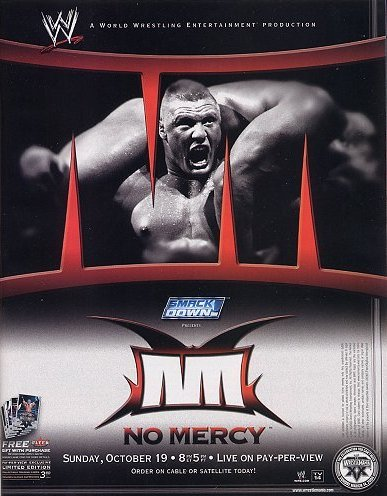 Wwe No Mercy 2003 Cover