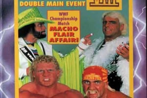 Wwf Wrestlemania Viii Classic Cover 0