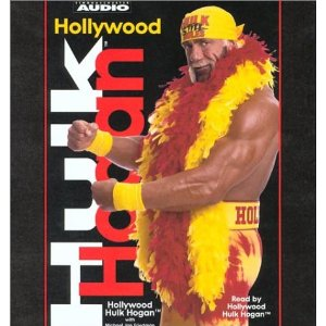 Hollywood Hulk Hogan Book Cover 0